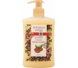 Bohemia Gifts & Cosmetics Caffeine and Olive Oil Relaxing Creamy Liquid Soap 500 ml