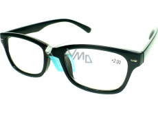 Berkeley Čtecí dioptrické brýle +3,50 černé 1 kus MC2079