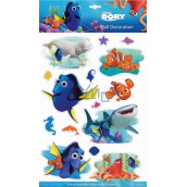 Room Decor Disney Wall Stickers Looking for Dory 3D 40 x 29 cm