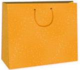 Ditipo Gift paper bag big orange 38 x 10 x 29,2 cm DAA