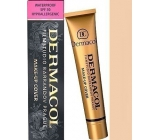 Dermacol Cover make-up 207 waterproof for clear and unified skin 30 g
