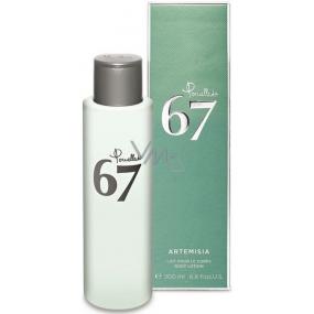 Pomellato 67 Artemisia body lotion unisex 200 ml