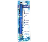 Nekupto Stylus Ballpoint pen named Richard