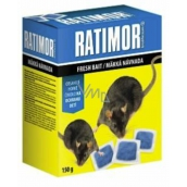 Ratimor Fresh Bait soft bait in the form of self-service bags designed to kill rodents 150 g
