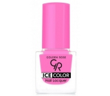 Golden Rose Ice Color Nail Lacquer nail polish mini 201, 6 ml