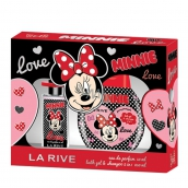 La Rive Minnie perfumed water 90 ml + bath foam 250 ml gift set
