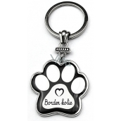 Hafani Key Ring XM 005 Border Collie