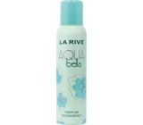 La Rive Aqua Bella 150 ml deodorant spray for women