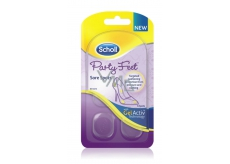 Scholl Party Feet gel pads for sensitive feet 1 pair