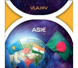 Albi Knowledge Memory - Flags of Asia age 12+
