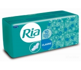 Ria Classic Normal Plus sanitary napkins with wings 10 pieces