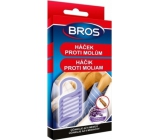 Bros Hanging hook against moths with the scent of lavender 1 piece