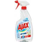 Ajax Optimal 7 Super Effect čistič oken s alkoholem rozprašovač 500 ml