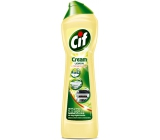 Cif Cream Lemon 250 ml liquid sand