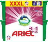 Ariel 3v1 Touch of Lenor Fresh Gel Washing Capsules 56 pieces 1674.4 g