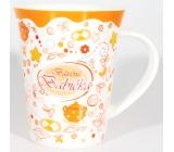 Nekupto Gift Center Mug Wonderful grandmother 11 x 9 x 6,2 cm