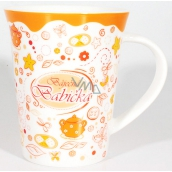 Nekupto Gift Center Mug Wonderful grandmother 11 x 9 x 6,2 cm
