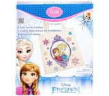 Disney Frozen Paint for textiles set for painting, bag