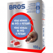Bros Soft bait for mice, rats and rats 150 g