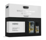 Str8 Hero after shave water 100 ml + spray deodorant 150 ml, cosmetic set