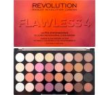 Makeup Revolution Ultra Eyeshadows palette of 32 eye shadows Flawless 4 16 g