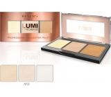 Revers Lumi Strobing Professional Highlighter Palette Brightener Palette 02 12.5 g