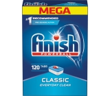 Finish Classic dishwasher tablets 120 pieces
