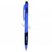 Spoko Fresh ballpoint pen, blue refill, blue 0.5 mm