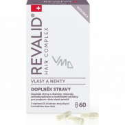 Revalid Hair Complex dietary supplement for hair and nails 60 capsules