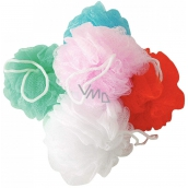 Calypso Passion flower bath sponge of different colors 1 piece