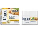 Lirene Almond oil Moisturizing softening nourishing day and night cream 50 ml