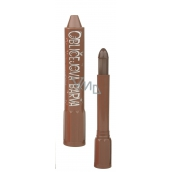 Amos Face Deco Face color in tube brown with lipstick cap 4.7 g