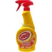 Savo Kitchen Liquid Dirt Cleaner Spray 500 ml
