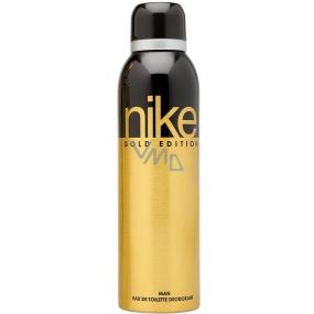 Nike Gold Edition Man deodorant sprej 200 ml