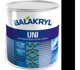 Balakryl Uni Mat 0199 Black universal paint for metal and wood 700 g