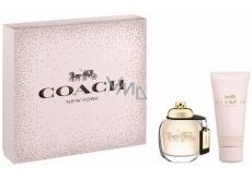 Coach Eau de Parfum perfumed water for women 50 ml + body lotion 100 ml, gift set