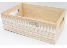 Home Decor Wooden Box 0037 3704