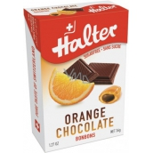 Halter candies Orange with chocolate 36g 0782