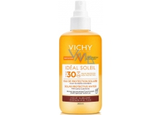 Vichy Ideal Solei SPF30 Protective spray with beta-carotene to support a uniform skin tone and tan enhancement 200 ml