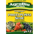 AgroBio Protectus Against gray mold on vegetables, vines and strawberries fungicide - plant protection product 2 x 3 g