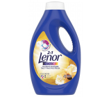 Lenor Color 2in1 Gold Orchid scent of vanilla, mimosa, roses and peaches liquid washing gel for colored laundry 18 doses 990 ml