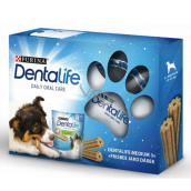 Purina Dentalife supplementary food, toy for dogs Christmas package 3 x 11.5 g