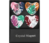 Albi Crystal Magnets Colored 4 pieces