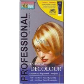 Professional Profi Platinium Decolour Exclusive highlights lightens up to 6 tones