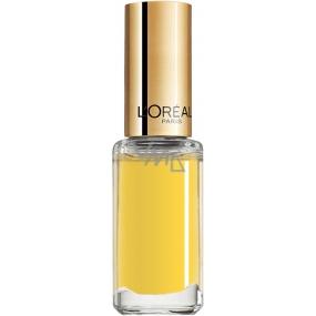 Loreal Paris Color Riche Le Vernis nail polish 302 Exotic Canaries 5 ml