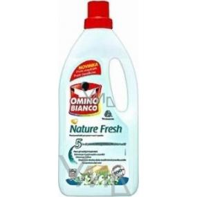 Omino Bianco Nature Fresh liquid detergent 1.5 l