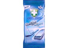 Green Shield Gadget Wipes on screens, laptops, telephones, wet napkins 50 pcs