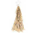 Natural abaca tree 30 cm