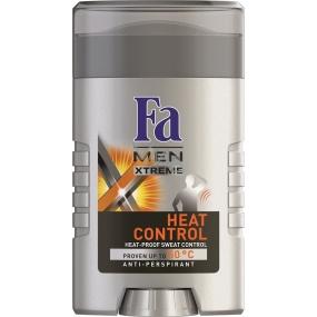 Fa Men Xtreme Heat Control antiperspirant deodorant stick for men 50 ml