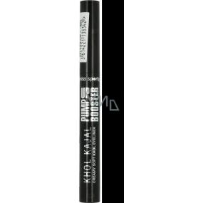 Miss Sports Pump Up Booster Khol Kajal Eye Pencil 001 Darkness 2.2 g